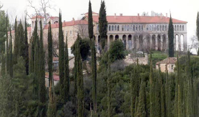 Manastirea Sfanta Lavra - Kalavrita