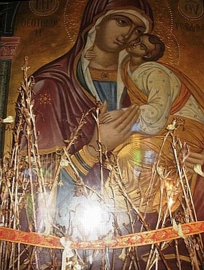 Pelerinaj in Kefalonia (Grecia) de Sfanta Maria