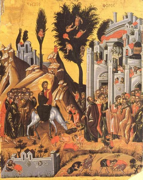 Predica la Duminica a sasea din Post