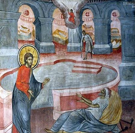 Sinaxar in Duminica Slabanogului