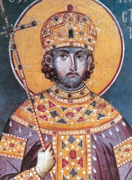 """Sfantul Constantin cel Mare, """"ostasul cel curat al Cuvantului credintei"""""""