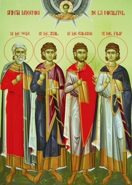 Sfintii Martiri de la Niculitel