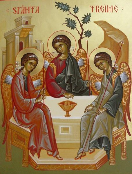 Sfantul Duh in Treime