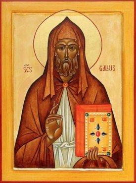 Sfantul Gallus