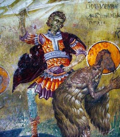 Taierea Cinstitului Cap al Sfantului Proroc Ioan Botezatorul
