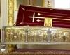 Istoria moastelor Sfantului Ioan Gura de Aur de la Patriarhia Romana