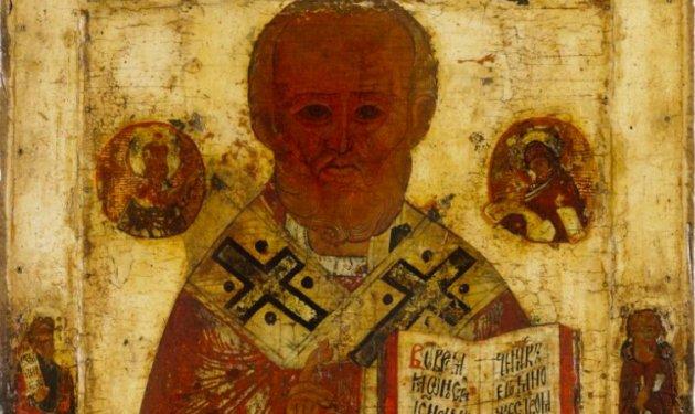 Sfantul Nicolae in Palestina