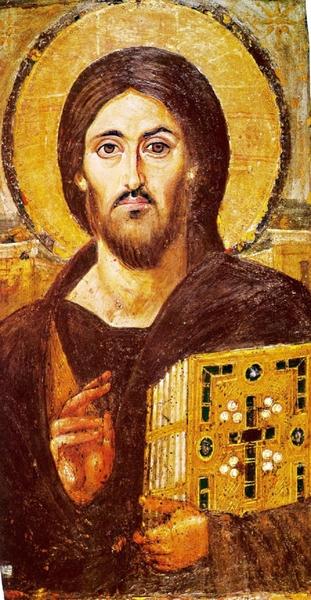 Hristos in iconografie