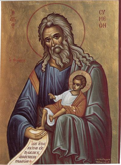 Sfantul si Dreptul Simeon