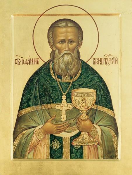 Duminica Sfintei Cruci - Sfantul Ioan de Kronstadt
