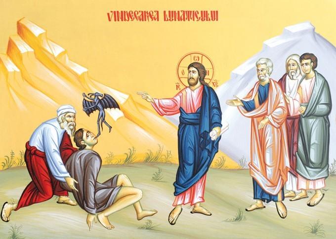 Duminica Sfantului Ioan Scararul, a patra din Postul Mare