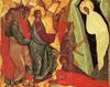 Invierea lui Lazar - adeverire a invierii de obste