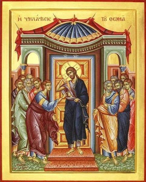 Predica la Duminica Sfantului Apostol Toma