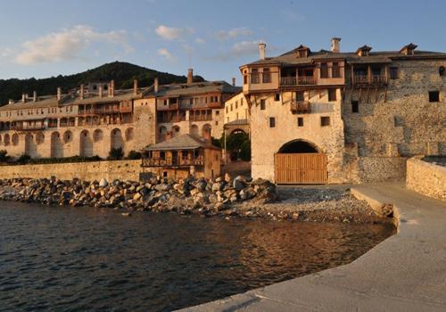 Pelerinaj la Sfantul Munte – Athos