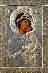 Icoana Maicii Domnului de la Bacikovo
