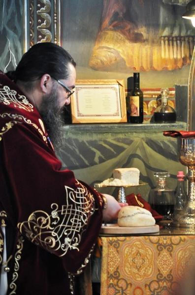 Care este rolul proscomidiei?