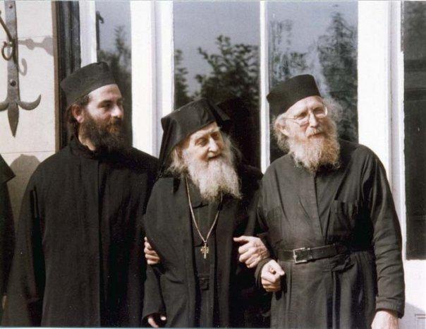 Staret si parinte duhovnicesc