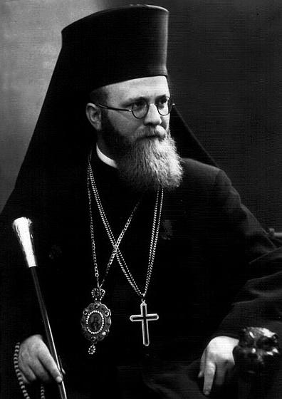 Episcopul Nicolae Popovici al Oradiei