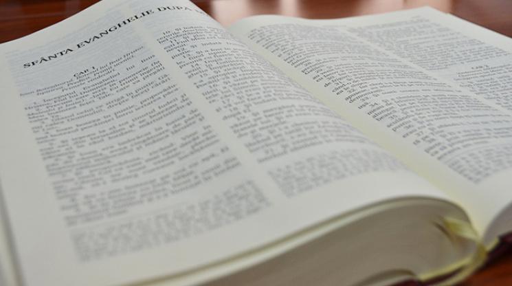 Insuflarea dumnezeiasca a Sfintei Scripturi