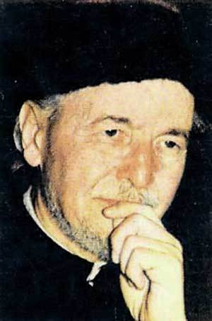 Parintele Benedict era un adevarat izvor de teologie