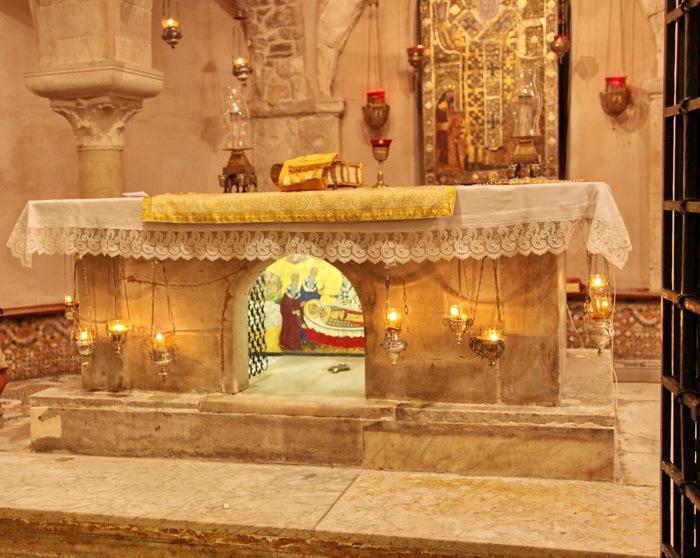 Aducerea la Bari a moastelor Sfantului Ierarh Nicolae