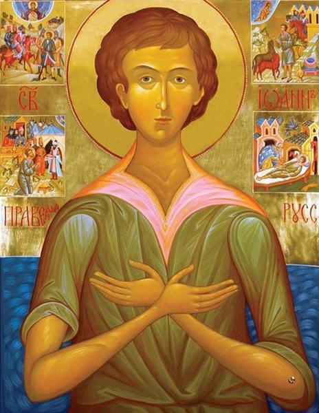 Sfantul Ioan Rusul, grabnic vindecator al celor bolnavi