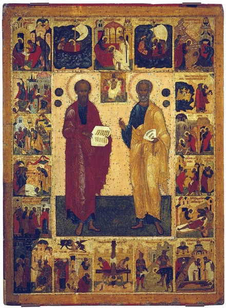 Cuvant la Sarbatoarea Sfintilor Apostoli Petru si Pavel