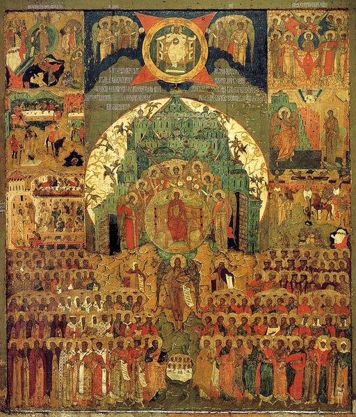 Marturii din Vietile Sfintilor si Pateric