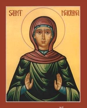 Viata Sfintei Macrina