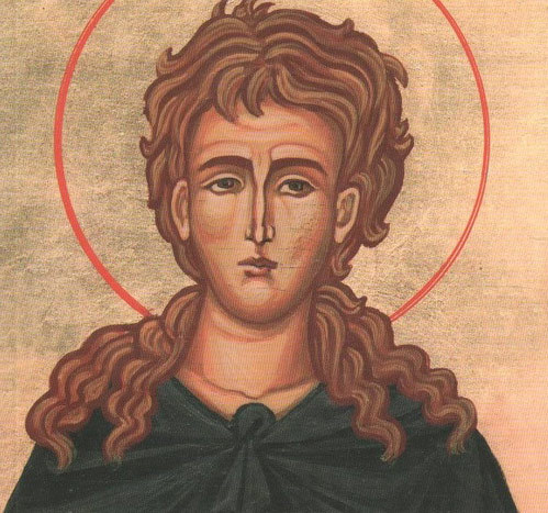 Sfanta Fotinia, pustnica de la Iordan