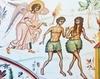 Caderea in pacat a primilor oameni si imbracarea lor in 'haine de piele'
