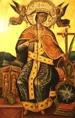 Sfanta Mare Mucenita Ecaterina si Sfantul Mare Mucenic Mercurie