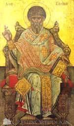 Sfantul Spiridon al Trimitundei; Sfantul Mucenic Sinet; Sfantul Ierarh Alexandru