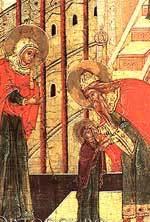 Intrarea in Biserica a Maicii Domnului (Dezlegare la peste)