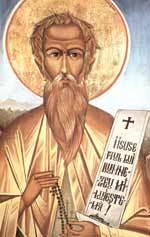 Sfantul Cuvios Antonie de la Iezeru Valcea; Sfantul Ierarh Amfilohie