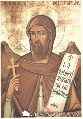 Cuviosul Ioan de la Prislop