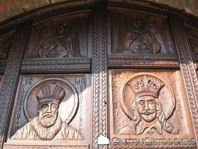 Sfantul Mucenic Constantin Brancoveanu