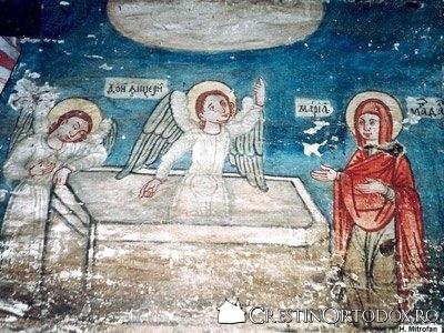 Biserica de lemn din Bulgari - Maria Magdalena la Mormant