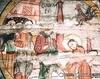 Biserica de lemn din Bungard - Spalarea picioarelor ucenicilor de catre Iisus