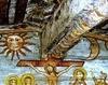 Biserica de lemn din Dangau Mic - Rastignirea