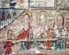Biserica de lemn din Dobricu Lapusului - Vindecarea orbului din nastere