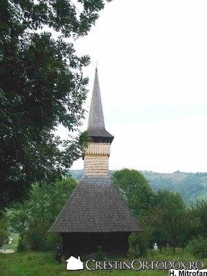 Biserica de lemn din Garbaul Dejeului - Sfintii Arhangheli Mihail si Gavriil (sec XVIII)