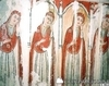 Biserica de lemn din Porumbeni - Pilda celor zece fecioare (fecioare nebune)