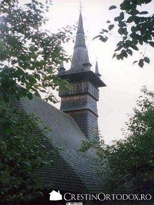 Biserica de lemn din Rogoz - Sfintii Arhangheli Mihail si Gavriil (1661)