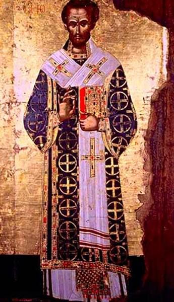 Acatistul Sfantului Ioan Gura de Aur