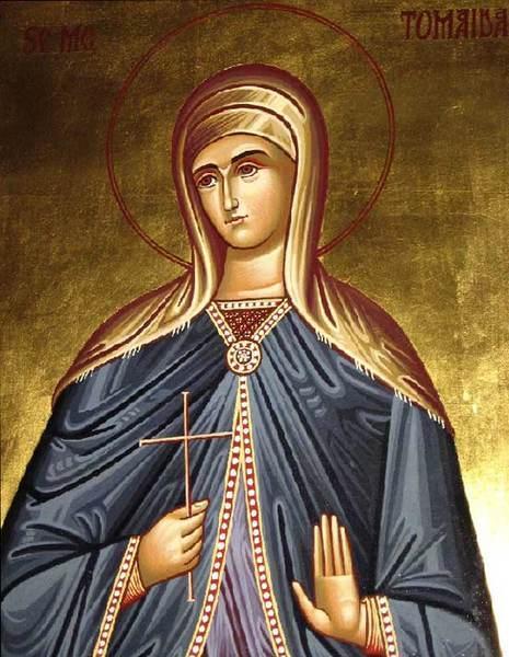 Acatistul Sfintei Tomaida
