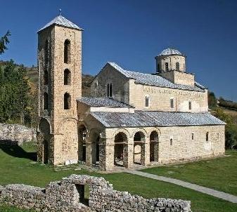 Manastirea Sopocani