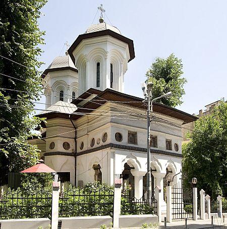 Biserica Batistei - Adormirea Sfintei Ana