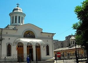 Biserica Sfantul Gheorghe - Capra