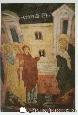 Manastirea Arnota - Intampinarea Domnului